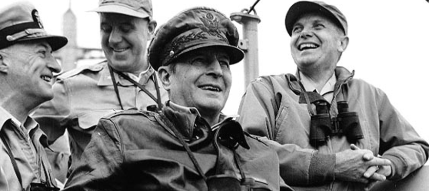 """Gen. MacArthur Memorabilia Used For Sex Acts In """"Fat Leonard"""" Scandal Featured"""