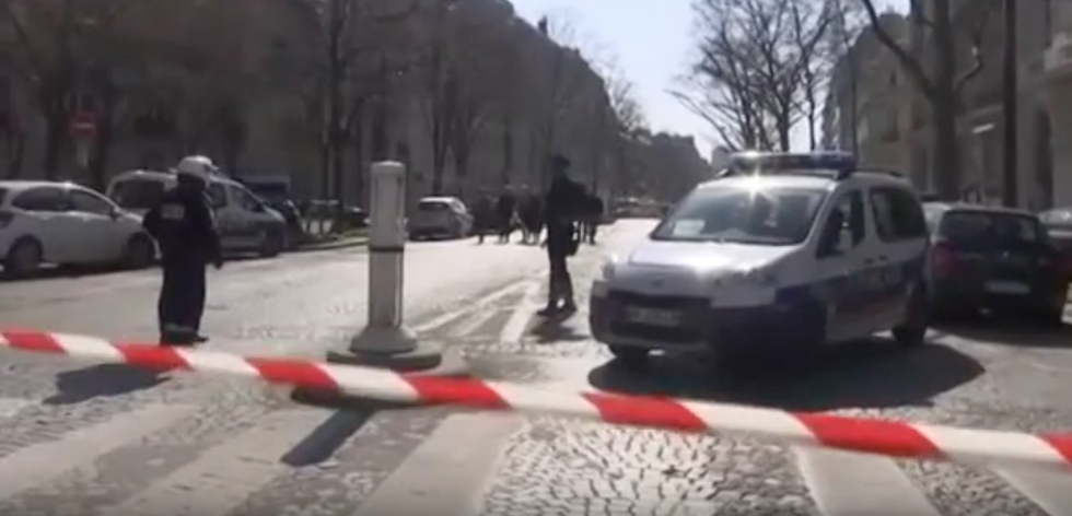 France: 17-Year-Old Carrying Handguns & Grenades Arrested Following School Shooting Featured