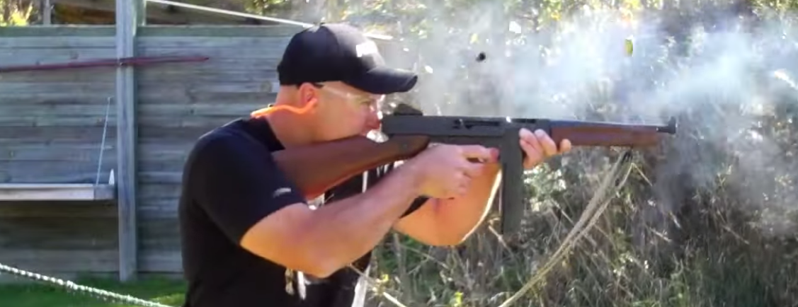 Check Out The Thompson Submachine Gun – An American Icon Featured