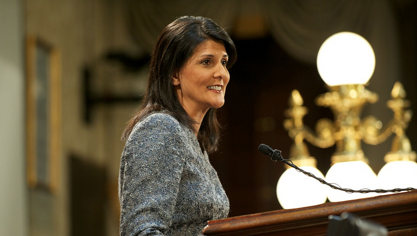 "U.N. Ambassador Nikki Haley: ""We Cannot Trust Russia. We Should Never Trust Russia."" Featured"