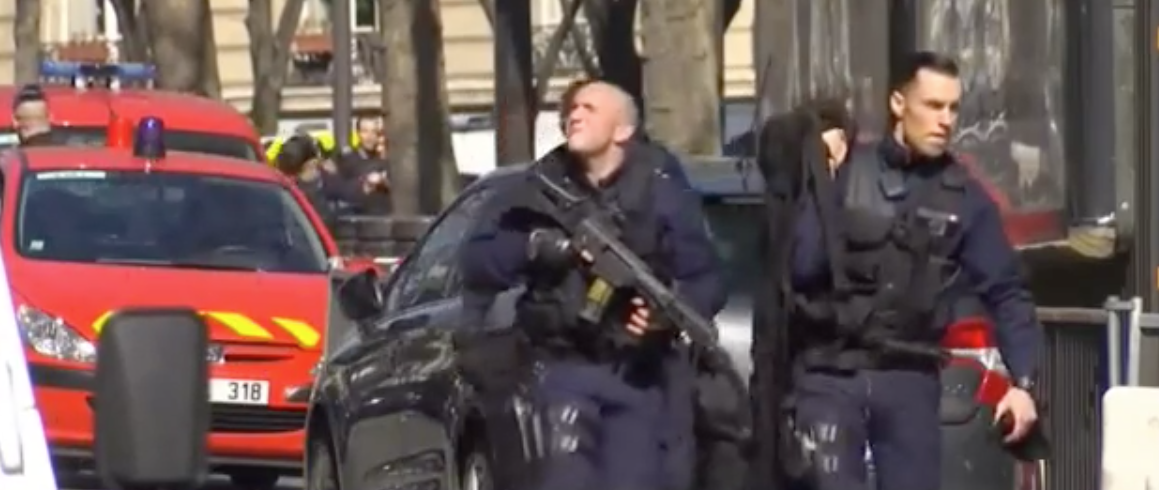 One Injured After Letter Bomb Explodes At IMF Office In Paris Featured