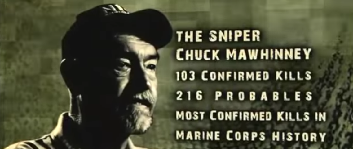 Learn All About The U.S. Marine With The Most Confirmed Kills In USMC History Featured