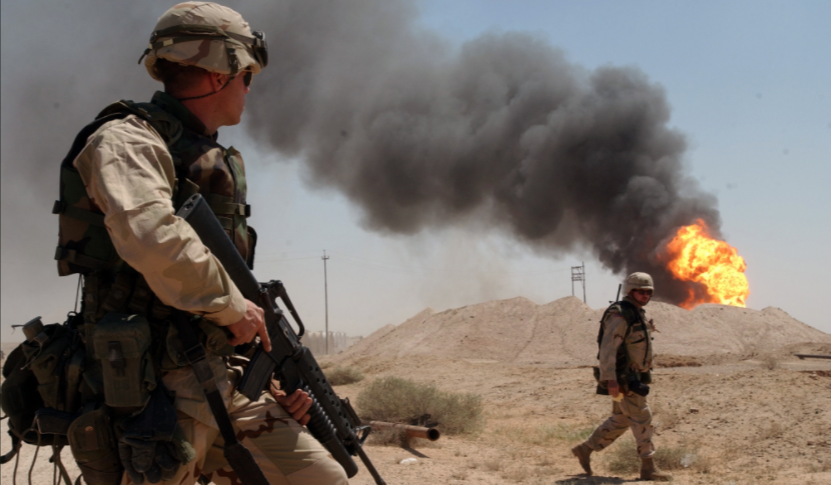 This Day In History: The 2003 Invasion Of Iraq Began Featured