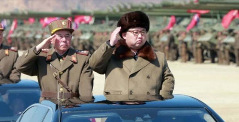 """North Korea Threatens To Reduce U.S. """"To Ashes"""" If """"Even A Single Bullet"""" Is Fired Featured"""