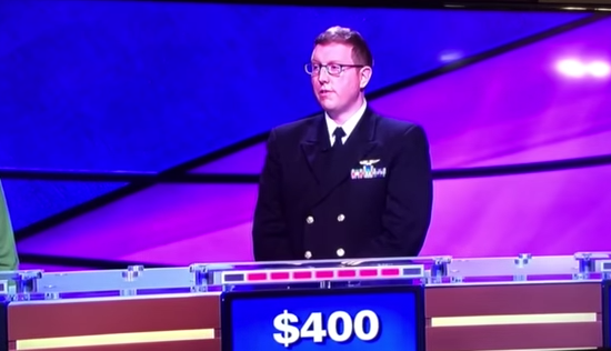 "Naval Officer Gives The Wrong Answer For Easy ""Jeopardy!"" Question About The Navy Featured"