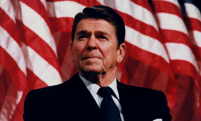 "This Day In History: President Ronald Reagan Proposed The ""Star Wars"" AntiMissile Technology Featured"