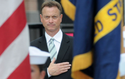 Actor Gary Sinise Honored With USO-Metro's Highest Award Featured