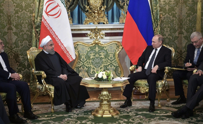 "Putin Touts Iran As A ""Reliable & Stable Partner"" With New Military Base Sharing breaking news Controversy Featured Iran Middle East News Russia"