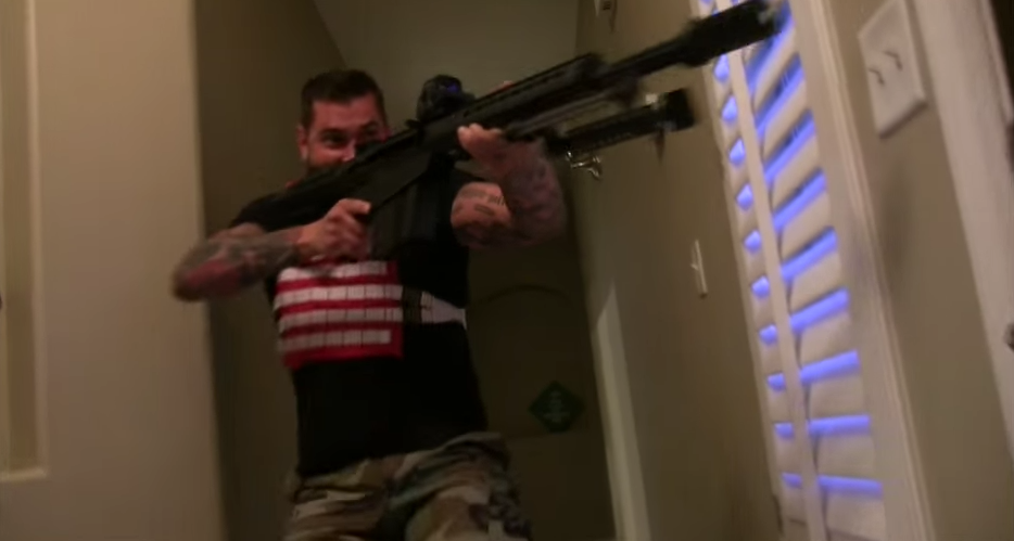 Hilarious Mat Best Video Shows Awesome Reaction To A Home Invasion Featured