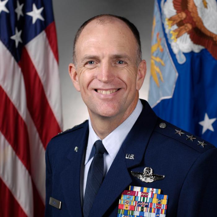 Lt. Gen. Ralph Jodice, Ret.