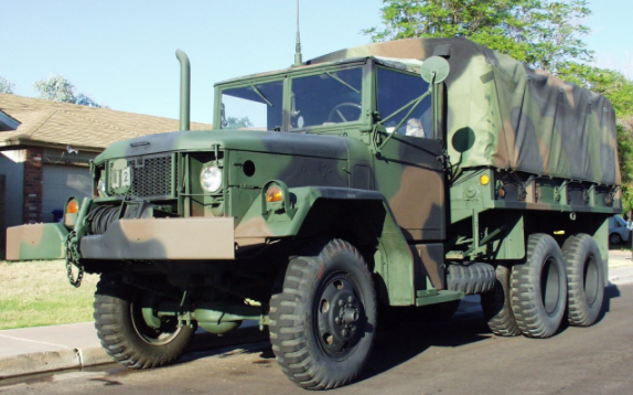 City Code Prevents Veteran From Parking His M35 On His Property Featured