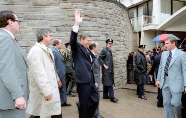 This Day In History: President Ronald Reagan Was Shot Featured