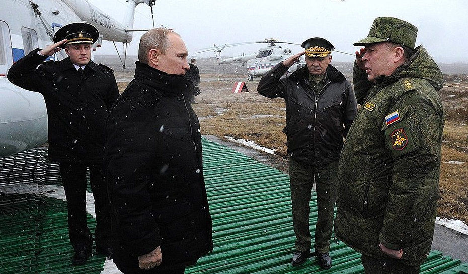 Baltic States Think Russia Is Laying The Groundwork For Looming 'Kinetic Operations' Featured