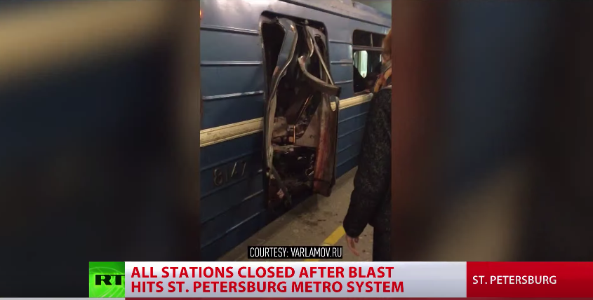 Screen Shot 2017 04 03 at 9.07.21 AM - At Least 10 Dead After Multiple Explosions At Russian Subway Station