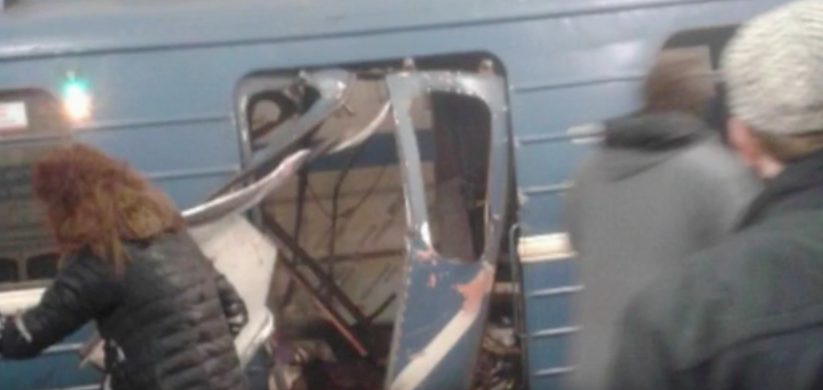 At Least 10 Dead After Multiple Explosions At Russian Subway Station Featured