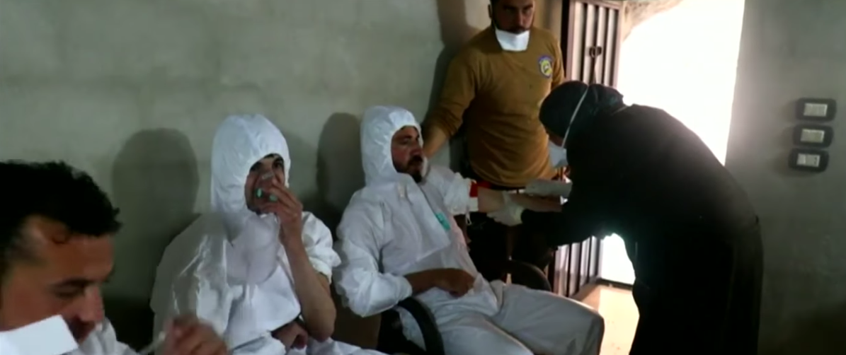Screen Shot 2017 04 04 at 2.47.09 PM - The 7 Most Intense Videos From The Deadly Syrian Chemical Gas Attack