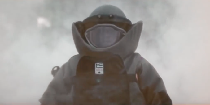 (VIDEO) Learn About The Mission Of U.S. Navy Explosive Ordinance Disposal Crews Featured