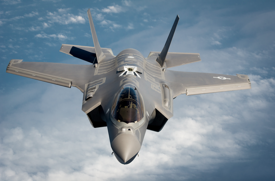 (VIDEO) Learn All About The Extraordinary F-35 Lightning II Featured