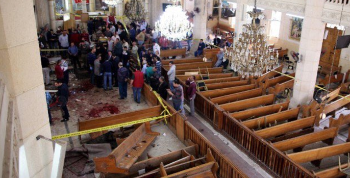 [UPDATES] ISIS Palm Sunday Massacre: Multiple Church Bombings In Egypt – 36+ Dead, 100+ Injured Featured