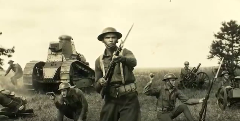 """(VIDEO) A Short History Of The U.S. Army's Legendary """"Old Guard"""" Featured"""
