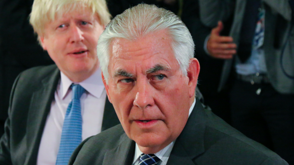 """Tillerson: The Assad Regime """"Is Coming To An End"""" – Warns Russia To Pick A Side Featured"""