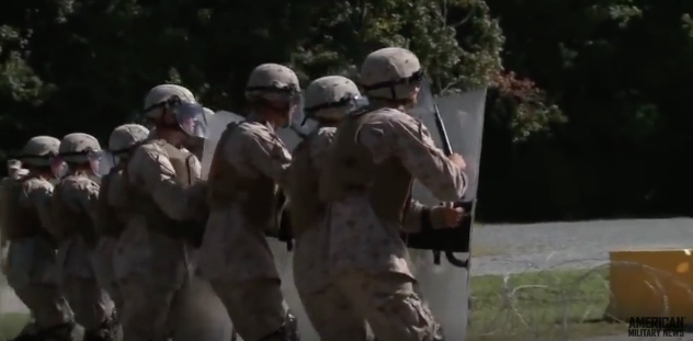 (VIDEO) Marine Fleet Anti-Terrorism Security Teams Train To Recapture Embassies Featured