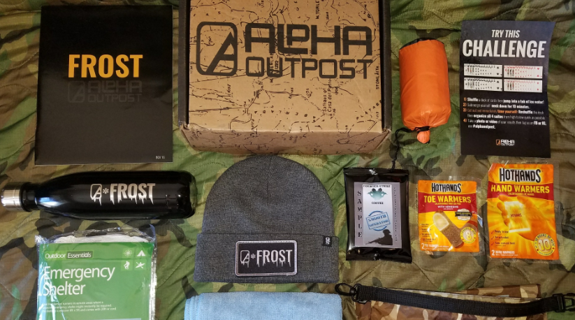Alpha Outpost Box Review: 3 Exceptional Features Each & Every Box Contains Featured