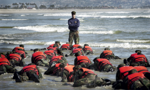 (VIDEO) Learn What It Takes To Become A U.S. Navy SEAL, Part 1 Branches Navy Special Forces Group Training U.S. Special Forces Veterans Video Weapons World