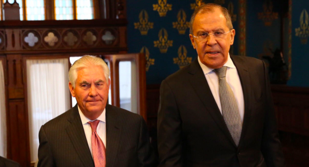 Russia Warns The U.S.: Do Not Strike Syria Again Featured