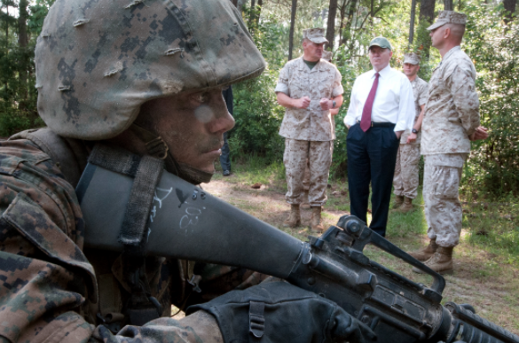 (VIDEO) Learn What It Takes To Become A U.S. Marine, Part 3 Featured