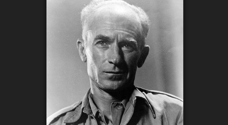 Screen Shot 2017 04 18 at 10.38.12 AM - This Day in History: World War II Correspondent Ernie Pyle Killed During Battle Of Okinawa