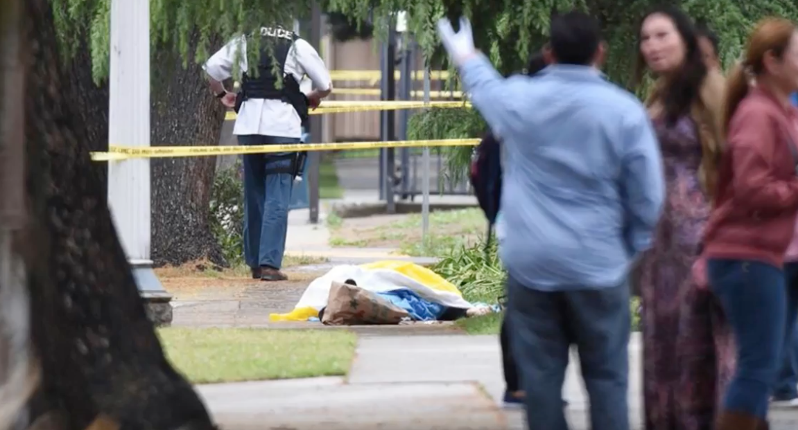 "Fresno Gunman Screamed ""Allahu Akbar"" As He Killed 3 Men, Police Say Featured"