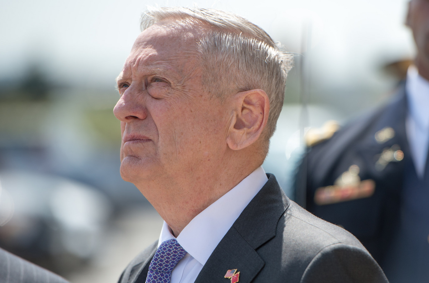 "Mattis: North Korea ""Recklessly Tried To Provoke Something"" With Missile Test Featured"