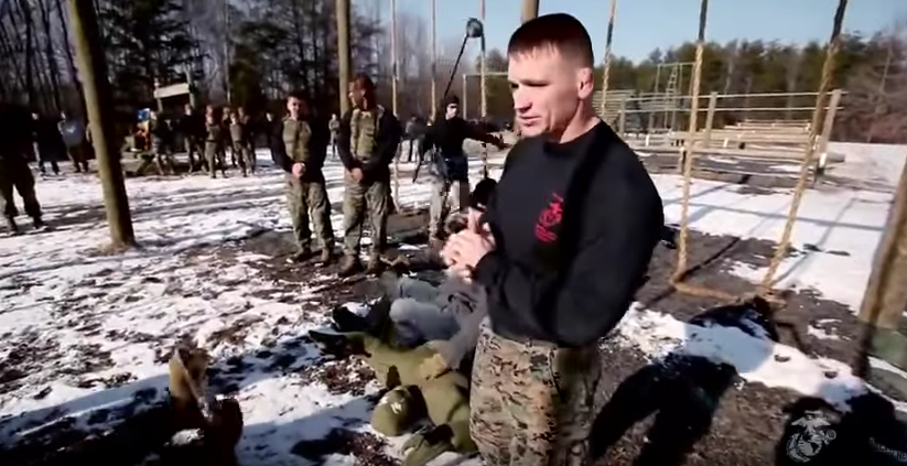 (VIDEO) Watch UFC Fighters Take On Marine Corps Training, Part 2 Featured