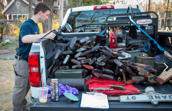 Massachusetts Police Seize Guns & Shells From 65-Year-Old For Improper Storage Featured