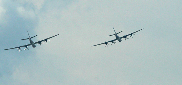 Russia Flies Long-Range Bombers Near Alaskan Border For 2nd Day In A Row Featured