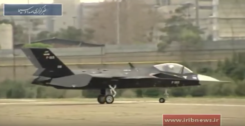 "Screen Shot 2017 04 20 at 2.45.17 PM - Iran's ""Stealth"" Fighter Is A Total Joke"