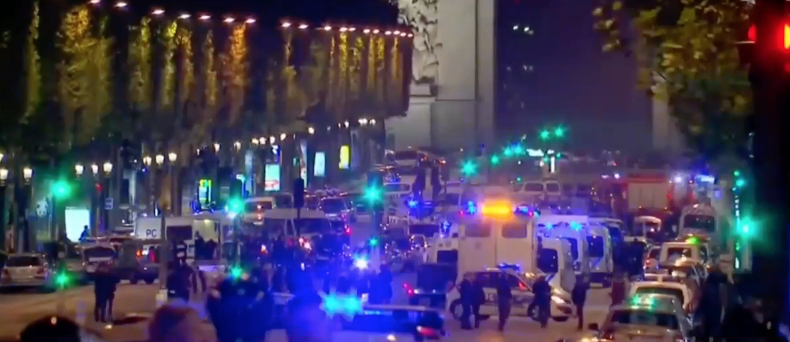 Paris Terror Attack: One Police Officer Killed, Two Injured – ISIS Takes Credit Featured