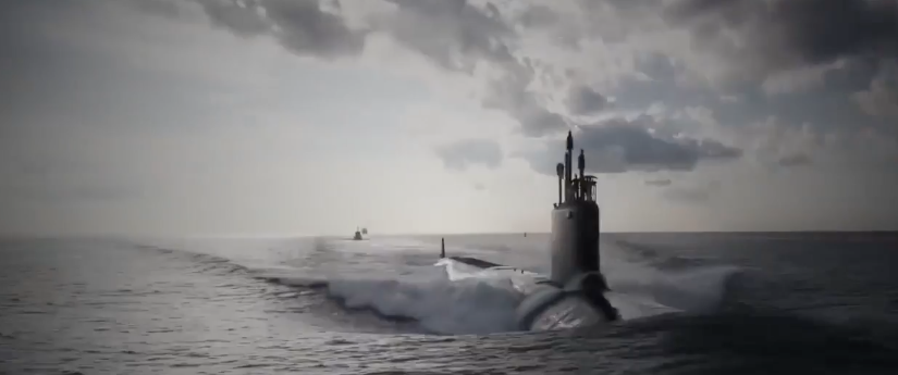 Screen Shot 2017 04 20 at 8.29.53 PM - (VIDEO) Learn About The U.S. Navy Submarine Program