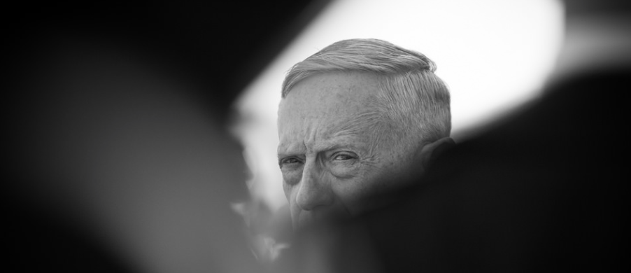 "SECDEF Jim Mattis Makes TIME's ""100 Most Influential People"" List Featured"