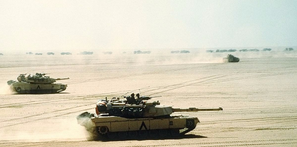 Photos from the Army's 'Iron Brigade' show how much power the M1 Abrams tank is packing Featured