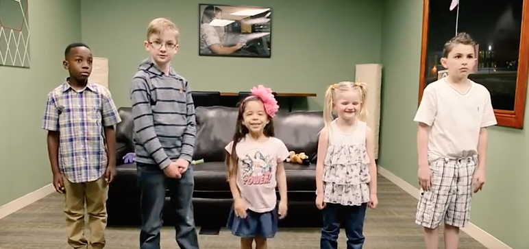 Screen Shot 2017 04 23 at 12.04.16 PM - (VIDEO) Watch These Adorable Army Kids Answer Military Questions