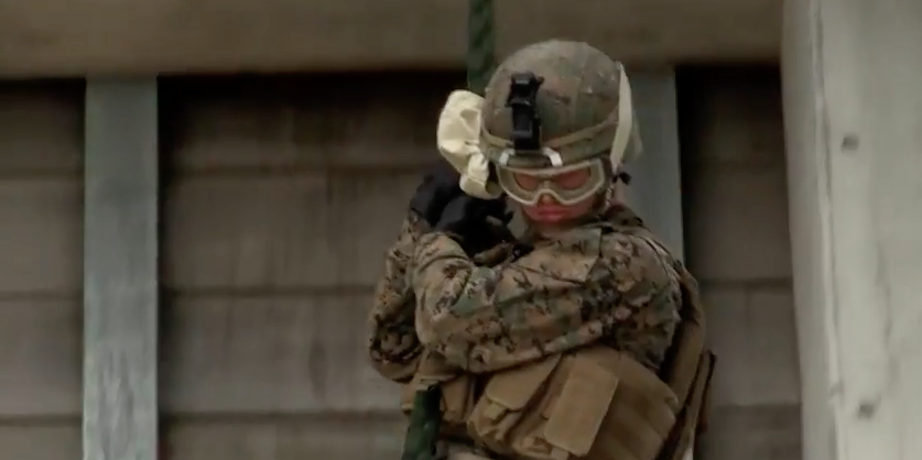 (VIDEO) Watch Marines Train To Fast Rope Featured