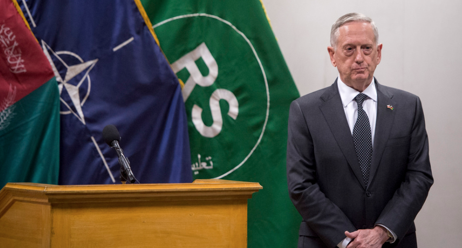 Mattis on the war against ISIS: 'We're winning. They're losing.' Featured
