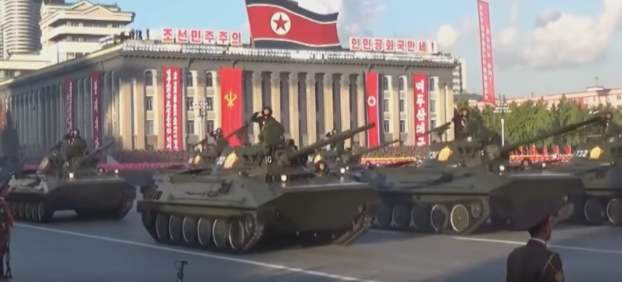North Korea Reportedly Celebrates Military Anniversary With Huge Live-Fire Artillery Drill Featured