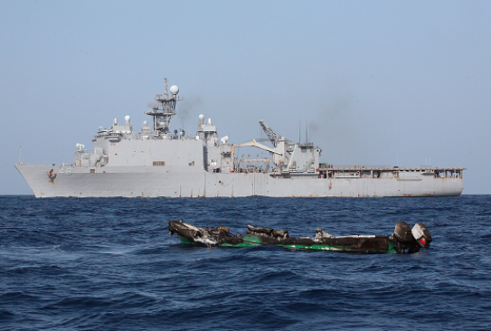 Somali Pirate Gets Life In Prison For 2010 USS Ashland Attack Featured