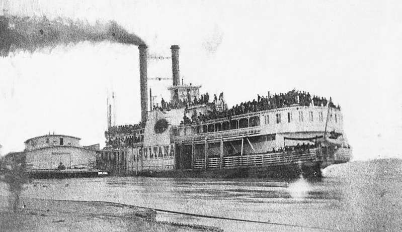 This Day In History: 1,000+ Civil War Veterans Are Killed In The Worst Maritime Disaster In U.S. History Featured