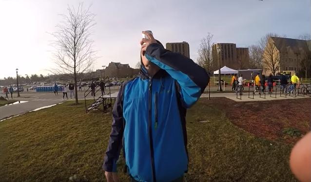 "Man ""Shotguns"" 13 Beers During Less Than Two Hour Half Marathon Featured"