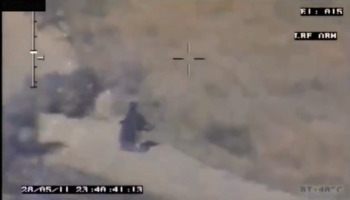 Screen Shot 2017 04 27 at 5.10.22 PM - Watch an A-10 take out a terrorist on a scooter