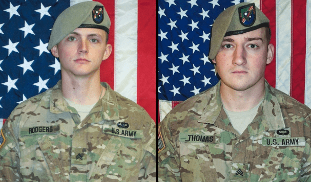 Pentagon Investigating Whether 2 Army Ranger Deaths Were Result Of Friendly Fire Featured